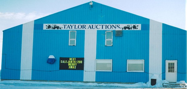 Ross Taylor Auction Service